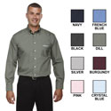 SOLID BROADCLOTH DRESS SHIRT
